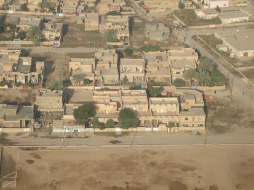 Iraqi village. woot woot.