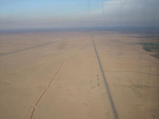 Iraqi desert. woot.